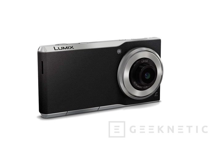 Panasonic LUMIX DMC-CM1, un Smartphone con sensor fotográfico de 1 pulgada y 20 Megapíxeles, Imagen 1
