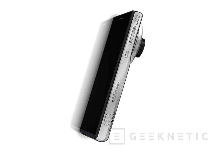 Panasonic LUMIX DMC-CM1, un Smartphone con sensor fotográfico de 1 pulgada y 20 Megapíxeles, Imagen 3