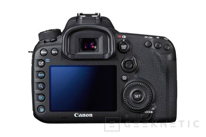 Canon 7D Mark II, llega la nueva reina de las cámaras APS-C, Imagen 2