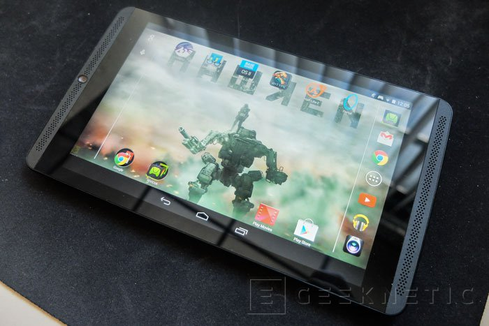 Ya disponible para reservar la versión LTE de la Nvidia SHIELD Tablet, Imagen 1