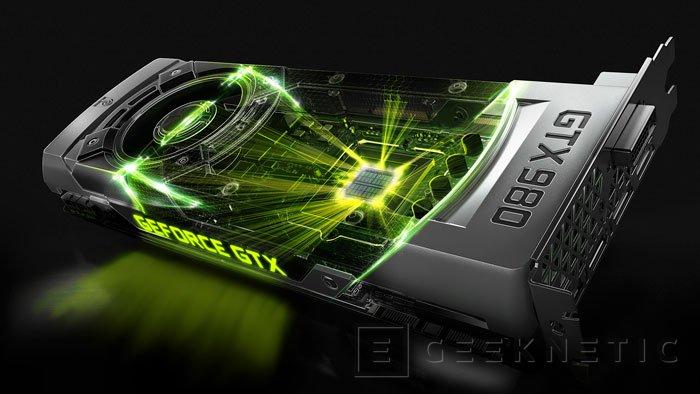 Llegan las NVIDIA GeForce GTX 980 y GTX 970, arquitectura Maxwell en la gama alta, Imagen 1