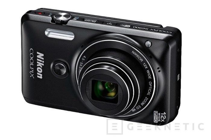 Nikon sucumbe a la moda de los selfies con la nueva COOLPIX S690, Imagen 1