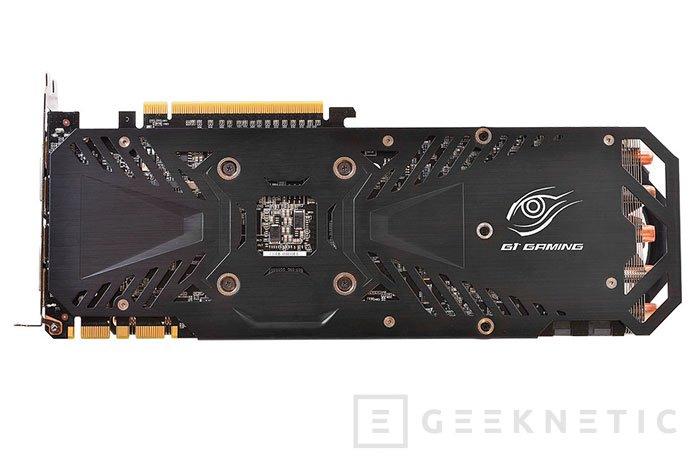 Gigabyte añade el disipador WindForce 3x a sus GTX 980 y GTX 970, Imagen 2