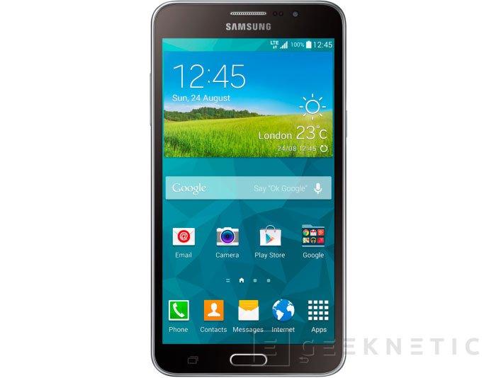 Samsung lanza discretamente el Galaxy Mega 2 de 6 pulgadas, Imagen 1