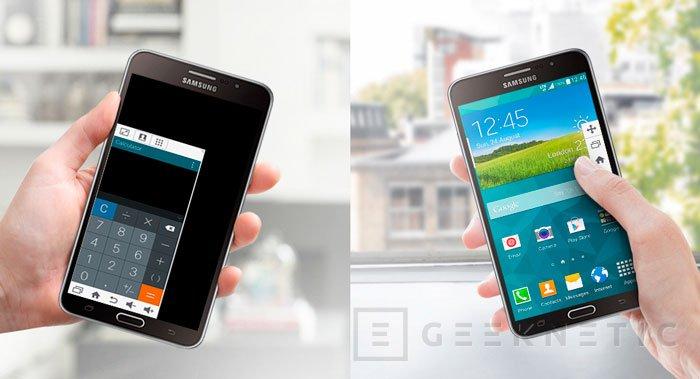 Samsung lanza discretamente el Galaxy Mega 2 de 6 pulgadas, Imagen 2