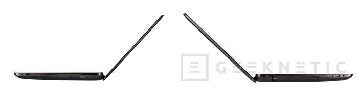 Asus presenta oficialmente los nuevos portátiles ROG G771 y G551, Imagen 2