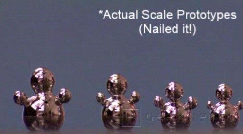 Consiguen controlar la forma del metal líquido , Imagen 2
