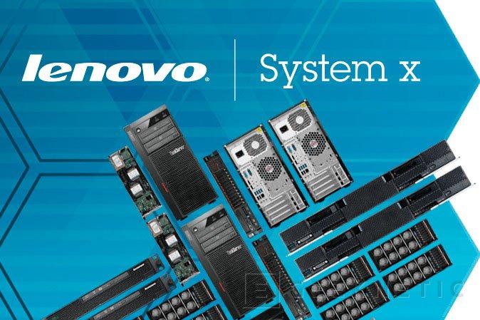 Lenovo se hace con la división de servidores x86 de IBM, Imagen 1
