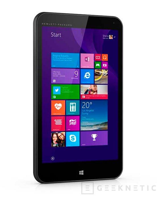 La familia HP Stream recibe nuevos tablets y portátiles realmente baratos, Imagen 2