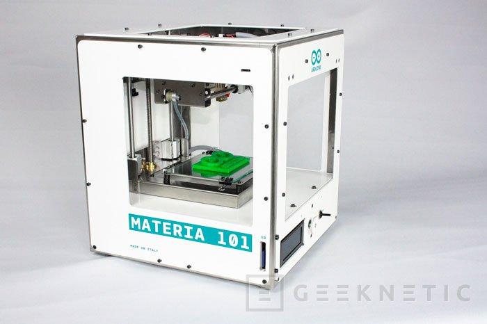 Arduino presenta su propia impresora 3D, Imagen 1