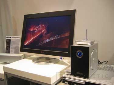 [SIMO] LG muestra sus novedades en monitores TFT, Home Cinemas y grabadoras DVD, Imagen 3