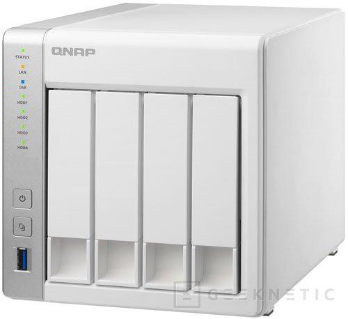 QNAP amplía su familia de NAS domésticos con la serie TS-x31, Imagen 1