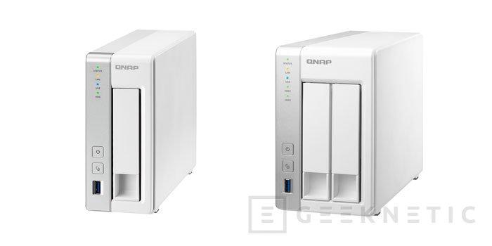 QNAP amplía su familia de NAS domésticos con la serie TS-x31, Imagen 2