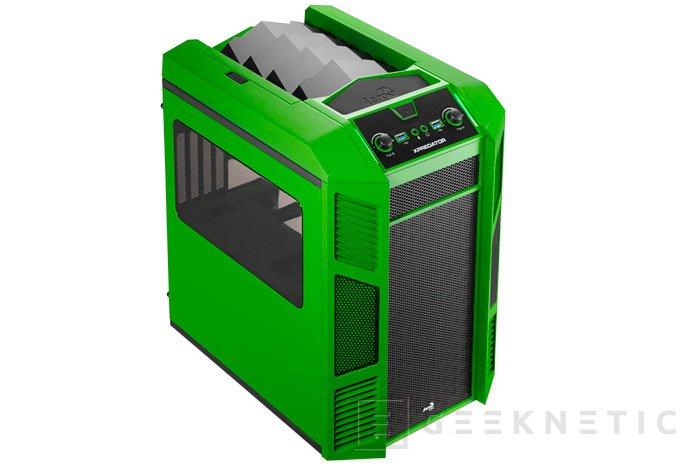 Aerocool apunta a ordenadores gaming compactos con sus nuevas torres Xpredator Cube, Imagen 1