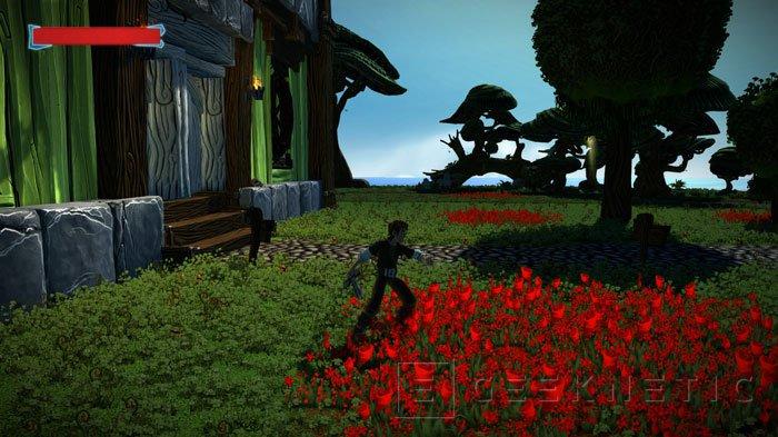 Project Spark, el juego para crear juegos, llega de manera gratuita para Xbox One y Windows 8, Imagen 1