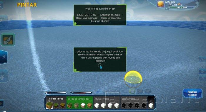 Project Spark, el juego para crear juegos, llega de manera gratuita para Xbox One y Windows 8, Imagen 2