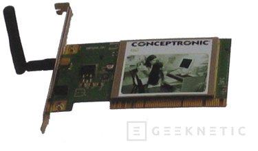 [SIMO] Conceptronic apuesta por las nuevas tecnologías inalámbricas, Imagen 1