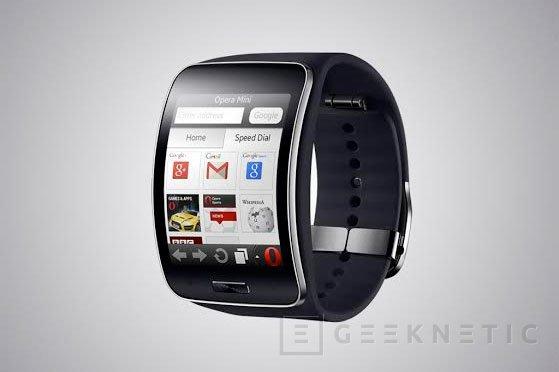 Opera lanza su navegador para el Samsung Gear S y lo convierte en el primer smartwatch con acceso a páginas web, Imagen 1