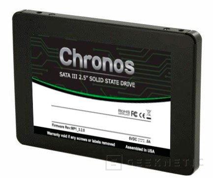 Mushkin renueva su catálogo de SSD con los nuevos Chronos G2, Imagen 1