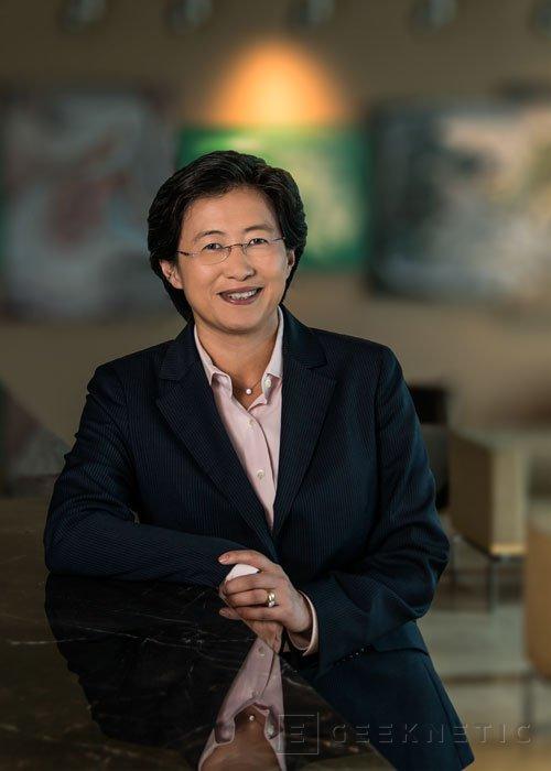 Lisa Su, nueva presidenta y CEO de AMD, Imagen 1
