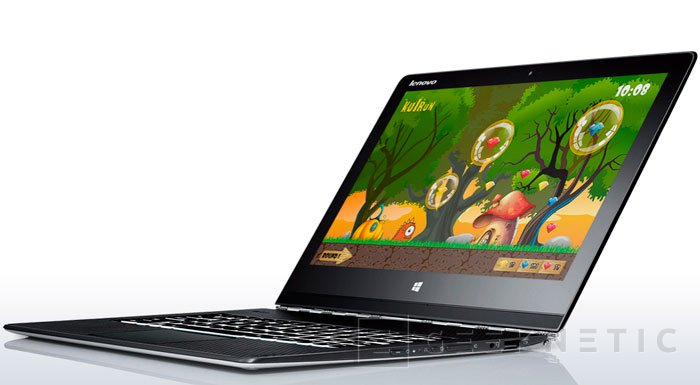 Lenovo Yoga 3 Pro, el rey de los convertibles es ahora más fino y ligero, Imagen 1