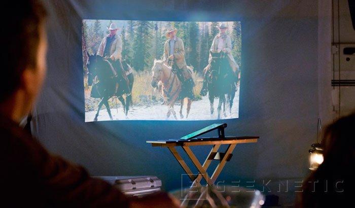 Lenovo integra un proyector en su nuevo Yoga Tablet 2 Pro, Imagen 2