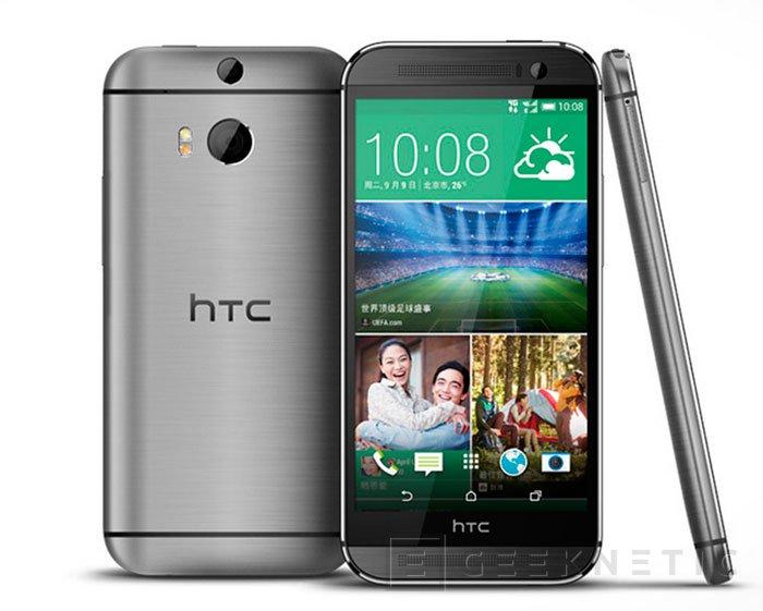 HTC abandona su cámara UltraPixel en el nuevo ONE M8 Eye, Imagen 1