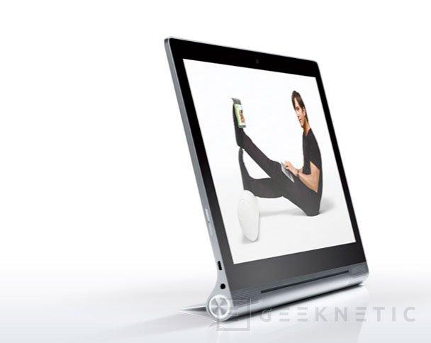 Los nuevos Lenovo Yoga Tablet 2 llegarán en  versiones con Windows y Android, Imagen 1