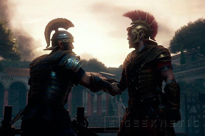 Finalmente Ryse: Son of Rome llega al PC, Imagen 1
