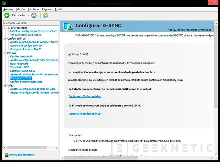 NVIDIA G-Sync no disponible para portátiles por el momento, Imagen 2