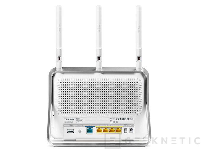 TP-LINK introduce el nuevo Router Archer C8, Imagen 1
