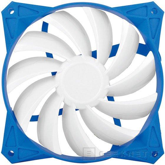 SilverStone pone a la venta dos nuevas gamas de ventiladores, Imagen 1
