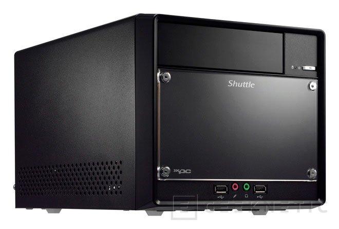 Shuttle SH81R4,  un barebone compacto para procesadores Intel LGA 1150 y gráficas de doble slot, Imagen 1