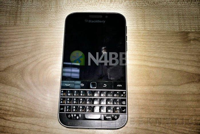 Se filtran las primeras especificaciones del Blackberry Classic, Imagen 2