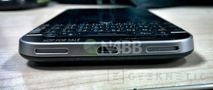 Se filtran las primeras especificaciones del Blackberry Classic, Imagen 3