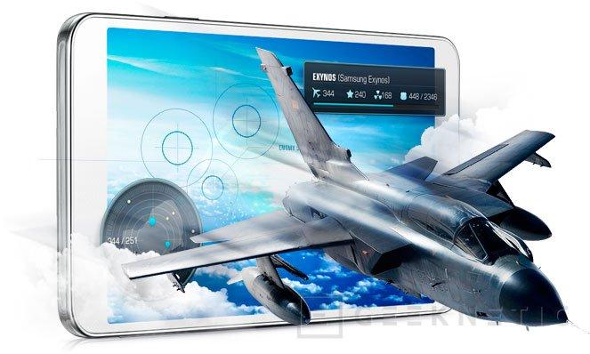 Samsung presenta sus nuevos procesadores Exynos 7 Octa a 20 nanómetros, Imagen 2