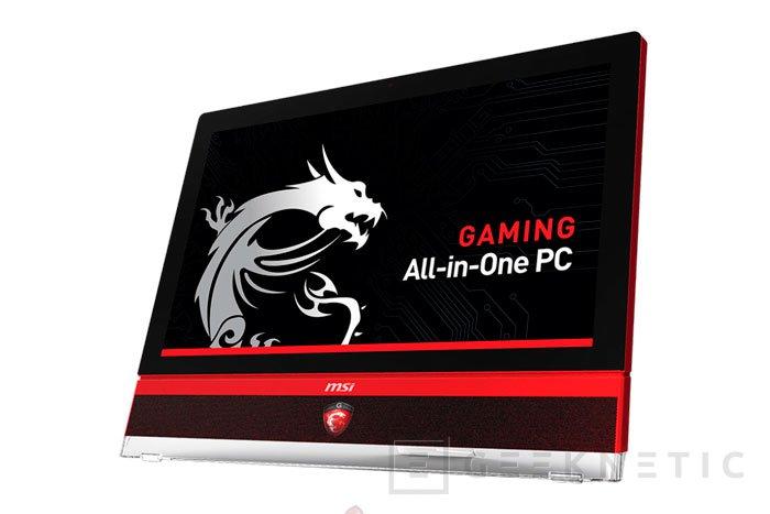 MSI también escoge las GTX 970M y GTX 980M para sus todo en uno gaming, Imagen 1
