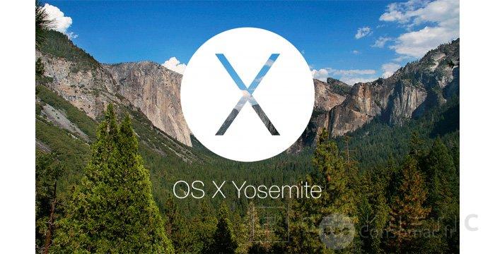Apple presenta MacOS X Yosemite, Imagen 1