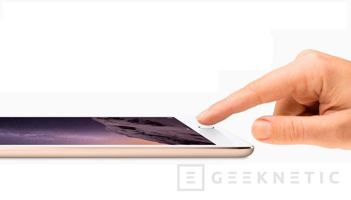 Apple presenta el tablet más fino del mundo: iPad Air 2, Imagen 3