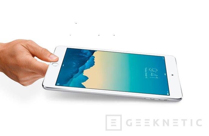 iPad mini 3, Apple renueva al más pequeño de la familia, Imagen 1