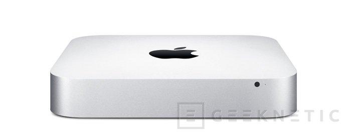 Apple renueva, después de dos años, el Mac Mini, Imagen 1