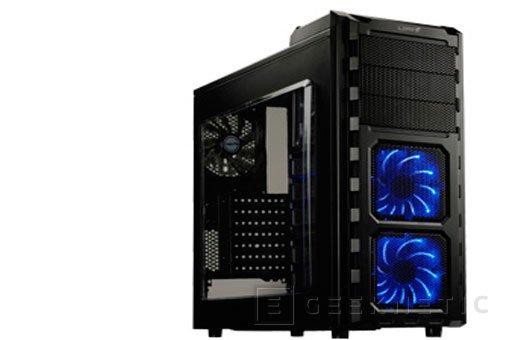 LEPA presenta una nueva semi-torre con espacio para componentes de alto rendimiento., Imagen 1