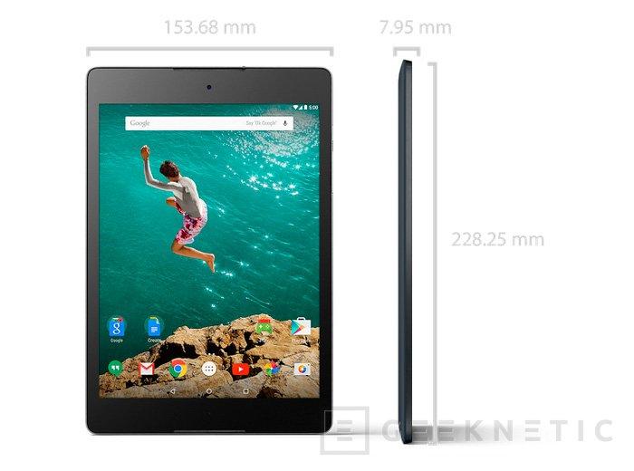 Nexus 9 ya en la Play Store Española, Imagen 1