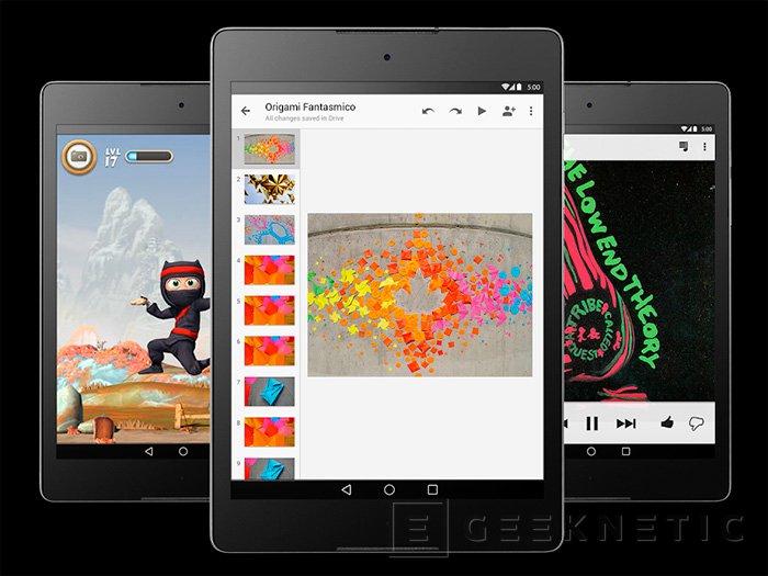 Nexus 9 ya en la Play Store Española, Imagen 2