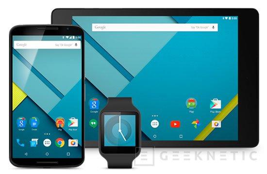Google publica el SDK de Android 5.0