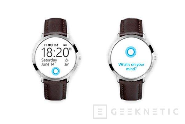 Nuevos rumores apuntan a la inminente salida del smartwatch de Microsoft, Imagen 1