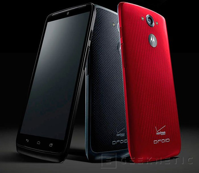 Se filtran nuevas  imágenes del Motorola Droid Turbo, Imagen 1
