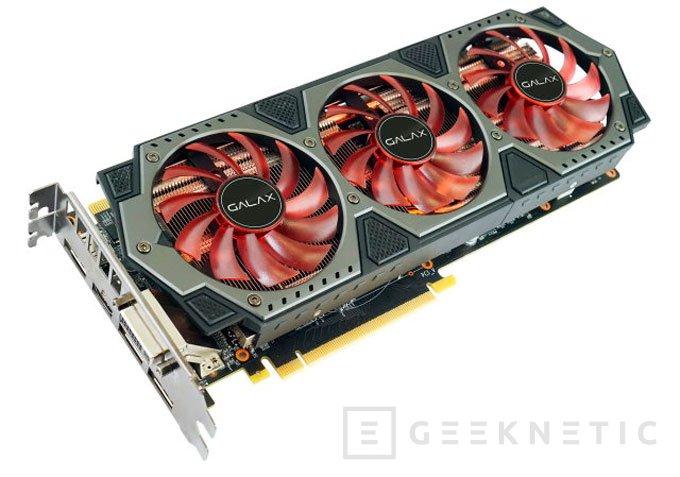 GALAX alcanza los 1.329 MHz de serie con su GTX 980 Super Overclocked, Imagen 1
