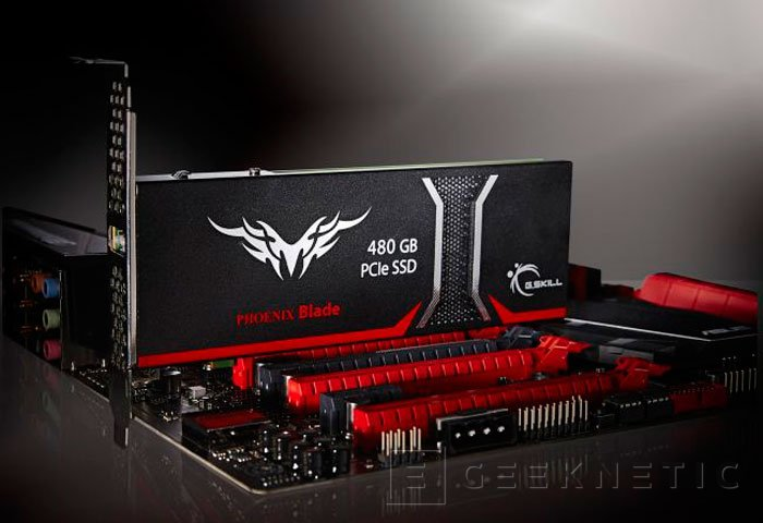 El nuevo SSD PCIe de G.Skill alcanza los 2000 MB/s, Imagen 2