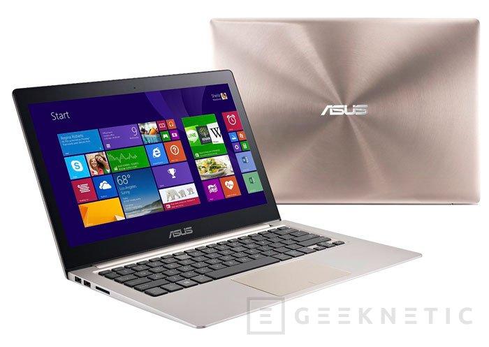 El nuevo ultrabook UX303 de ASUS llegará a España en noviembre, Imagen 1
